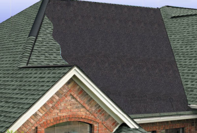 Included in roofing quote